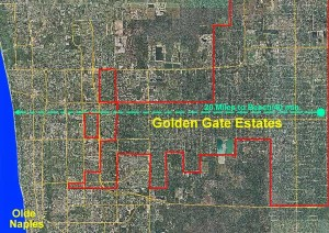 golden gate estates map